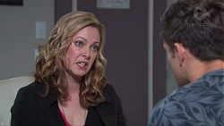 Elissa Gallow, Aaron Brennan in Neighbours Episode 7726