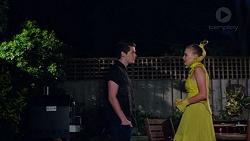 Ben Kirk, Xanthe Canning in Neighbours Episode 7726