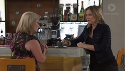 Sheila Canning, Steph Scully in Neighbours Episode 7727