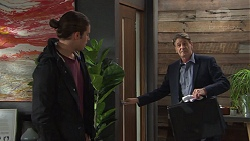 Tyler Brennan, Det. Bill Graves in Neighbours Episode 7728
