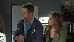 Mark Brennan, Paige Novak in Neighbours Episode 7728
