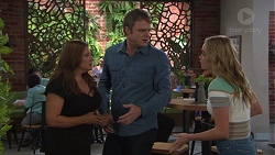 Terese Willis, Gary Canning, Xanthe Canning in Neighbours Episode 7729