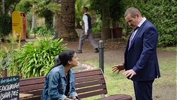 Yashvi Rebecchi, Toadie Rebecchi in Neighbours Episode 7729