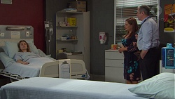 Piper Willis, Terese Willis, Karl Kennedy in Neighbours Episode 7730