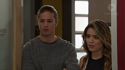 Tyler Brennan, Paige Novak in Neighbours Episode 7730