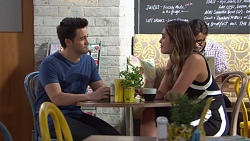 David Tanaka, Paige Novak in Neighbours Episode 7731