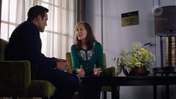 Aaron Brennan, Fay Brennan in Neighbours Episode 7731