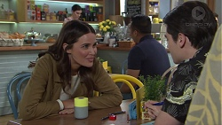 Elly Conway, Ben Kirk in Neighbours Episode 7732