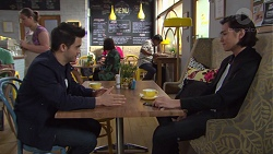 David Tanaka, Leo Tanaka in Neighbours Episode 7732