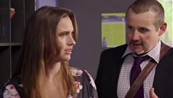 Amy Williams, Toadie Rebecchi in Neighbours Episode 7732
