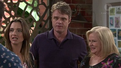 Amy Williams, Gary Canning, Sheila Canning in Neighbours Episode 7732