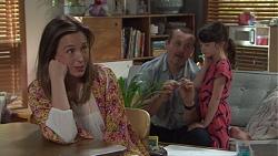 Sonya Mitchell, Toadie Rebecchi, Nell Rebecchi in Neighbours Episode 7733