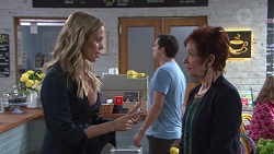 Courtney Grixti, Susan Kennedy in Neighbours Episode 7734