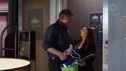 Gary Canning, Terese Willis in Neighbours Episode 7734