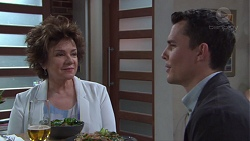 Lyn Scully, Jack Callaghan in Neighbours Episode 7734