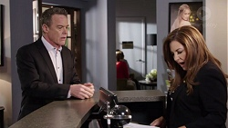 Paul Robinson, Terese Willis in Neighbours Episode 7734