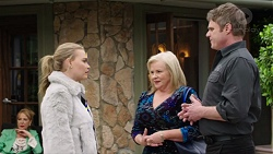 Xanthe Canning, Sheila Canning, Gary Canning in Neighbours Episode 7734