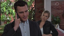 Jack Callaghan, Steph Scully in Neighbours Episode 7734