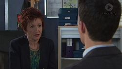 Susan Kennedy, Jack Callaghan in Neighbours Episode 7734