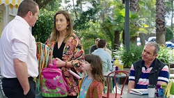 Toadie Rebecchi, Sonya Mitchell, Nell Rebecchi, Karl Kennedy in Neighbours Episode 7735