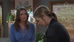 Amy Williams, Steph Scully in Neighbours Episode 7735
