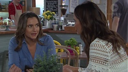 Amy Williams, Elly Conway in Neighbours Episode 7735