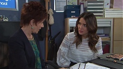 Susan Kennedy, Elly Conway in Neighbours Episode 7735