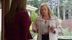 Terese Willis, Sheila Canning in Neighbours Episode 7736