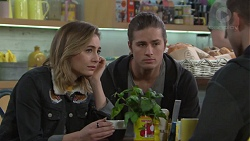 Piper Willis, Tyler Brennan in Neighbours Episode 7737