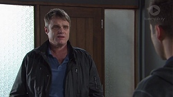 Gary Canning, Mark Brennan in Neighbours Episode 7737