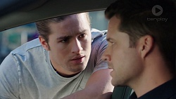 Tyler Brennan, Mark Brennan in Neighbours Episode 7737