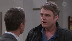 Paul Robinson, Gary Canning in Neighbours Episode 7737