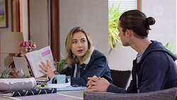 Piper Willis, Tyler Brennan in Neighbours Episode 7738