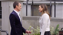 Paul Robinson, Amy Williams in Neighbours Episode 7738