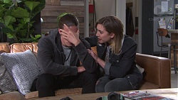 Tyler Brennan, Piper Willis in Neighbours Episode 7738