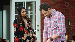 Dipi Rebecchi, Shane Rebecchi in Neighbours Episode 7738