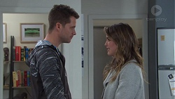 Mark Brennan, Paige Novak in Neighbours Episode 7738