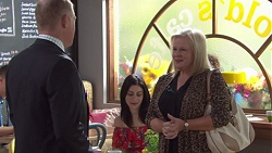 Clive Gibbons, Sheila Canning in Neighbours Episode 7739
