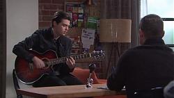 Ben Kirk, Toadie Rebecchi in Neighbours Episode 7739
