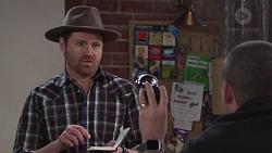 Shane Rebecchi, Toadie Rebecchi in Neighbours Episode 7739