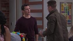 Jack Callaghan, Mark Brennan in Neighbours Episode 7739