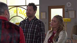 Karl Kennedy, Shane Rebecchi, Xanthe Canning in Neighbours Episode 7739