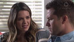 Paige Novak, Mark Brennan in Neighbours Episode 7739
