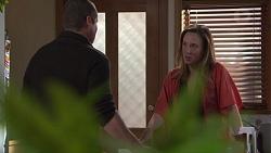 Toadie Rebecchi, Sonya Mitchell in Neighbours Episode 7740