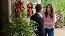 Paul Robinson, Elly Conway in Neighbours Episode 7740