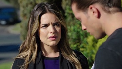 Paige Novak, Tyler Brennan in Neighbours Episode 7741
