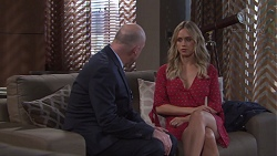 Tim Collins, Courtney Grixti in Neighbours Episode 7741