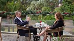 Paul Robinson, Terese Willis in Neighbours Episode 7741