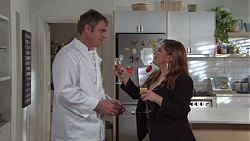 Gary Canning, Terese Willis in Neighbours Episode 7741