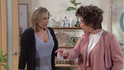Steph Scully, Lyn Scully in Neighbours Episode 7742